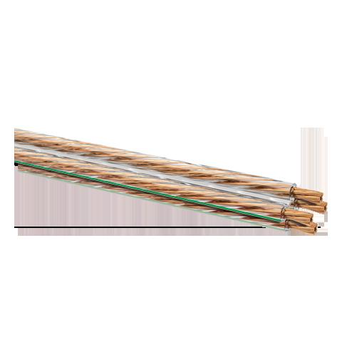 Oehlbach Speaker Cable 2x1,5mm clear 100m, кабель акустический (#1006)