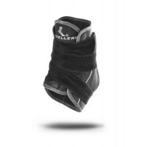 49712 Hg80 Premium soft Shell Ankle Brace, MD