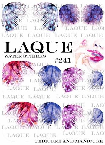 LAQUE Слайдер дизайн #241