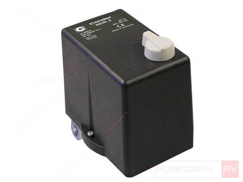 Реле давления для компрессора MDR-3/16;F4 G3/8