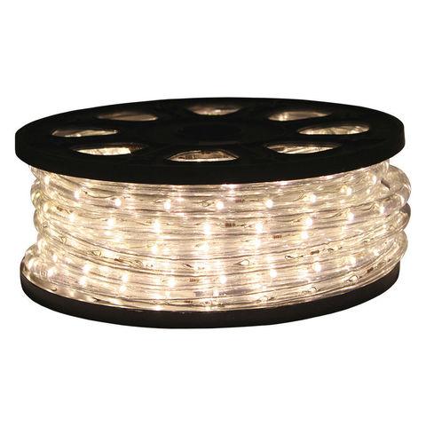 светодиодный шнур теплый белый купить в украине 50 метров