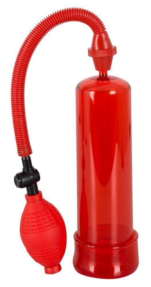 Вакуумные помпы: Красная вакуумная помпа BANG BANG