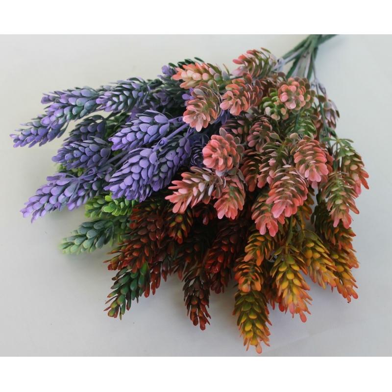 Шишки хмеля цветного, 33 см.