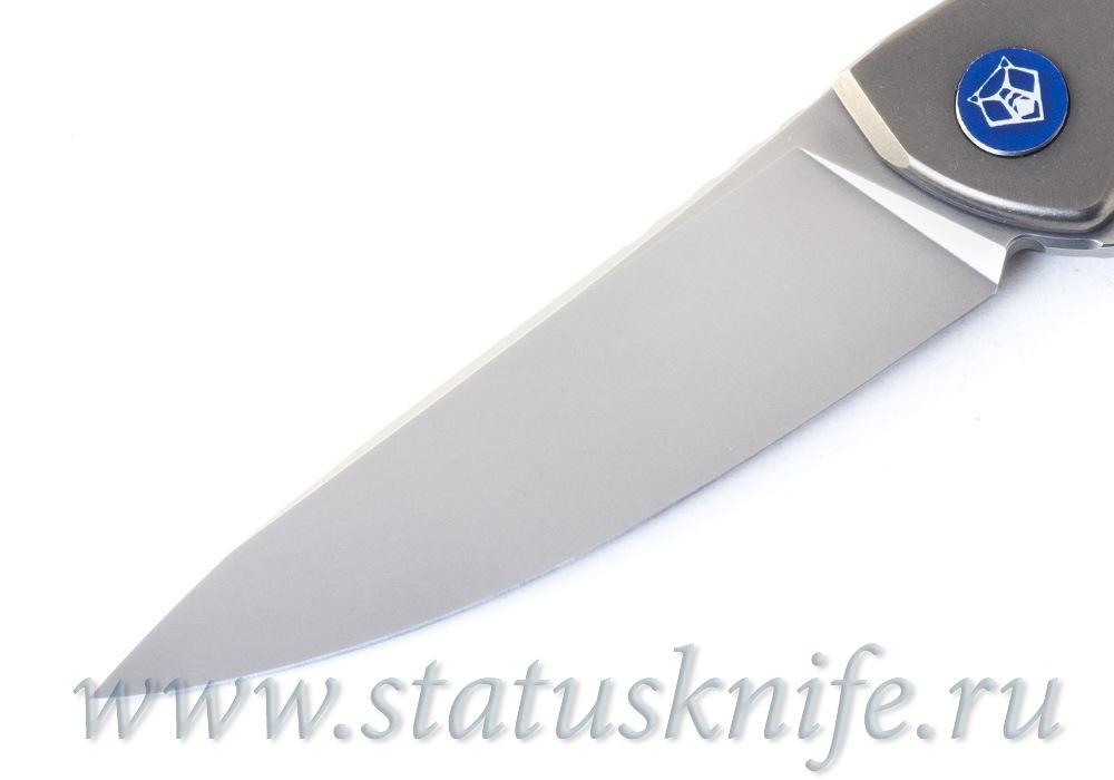Нож Широгоров Неон NeOn Zero M390 - фотография