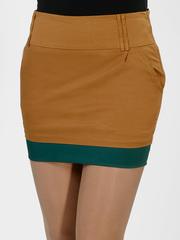 2045-3 юбка песочная
