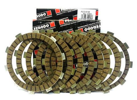 Комплект фрикционных дисков сцепления FERODO FCD0135