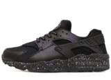 Кроссовки Мужские Nike Air Huarache Black Space