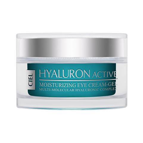Увлажняющий крем-гель для кожи вокруг глаз Hyaluron Active | CIEL parfum