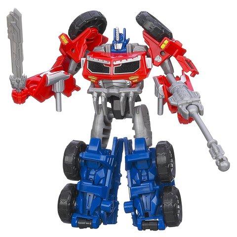 Робот Трансформер Лидер Оптимус Прайм (Optimus Prime) - Охотники на чудовищ, Hasbro