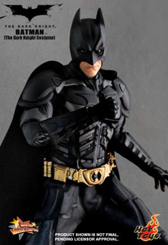 Batman The Dark Knight - Batman Dark Knight Costume