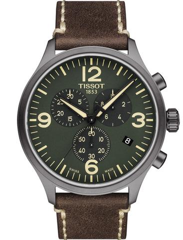 Купить Наручные часы Tissot  Chrono XL T116.617.36.097.00 по доступной цене