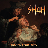Shah / Escape From Mind (Coloured Vinyl)(LP)