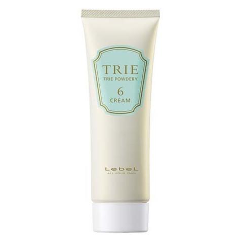 Lebel Trie Powdery Cream 6 - Крем матовый для укладки волос