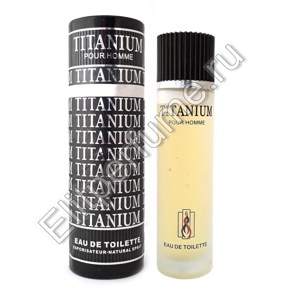 Titanium Pour Homme m EDP 100 ML SPR спрей от Reev Khalis Perfumes Халис