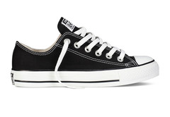 Кеды Converse All Stars Chuck Taylor Low Black