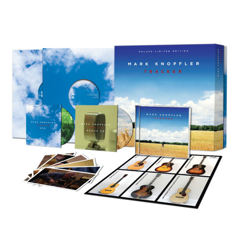 Mark Knopfler / Tracker (Deluxe Edition)(2LP+2CD+DVD)