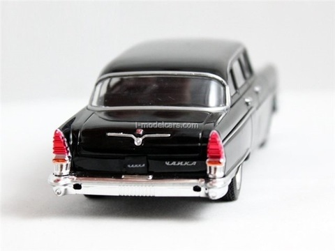 GAZ-13 Chaika black 1:43 DeAgostini Auto Legends USSR #13