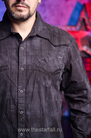 Affliction рубашка