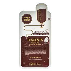 Mediheal Placenta Revital Essential Mask - Маска для лица с лифтинг-эффектом