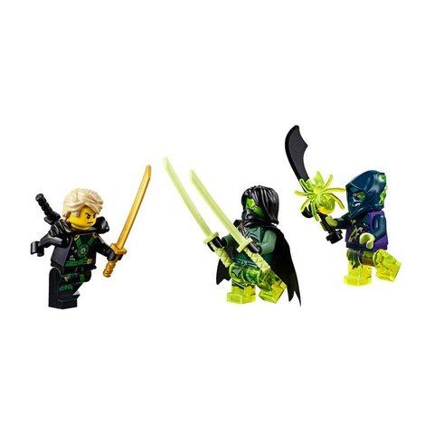 LEGO Ninjago: Корабль «Дар судьбы». Решающая битва 70738