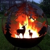 Костровая сфера Fire Cup «Тайга»