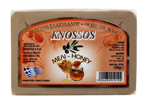 Натуральное мыло с медом Knossos 100 гр