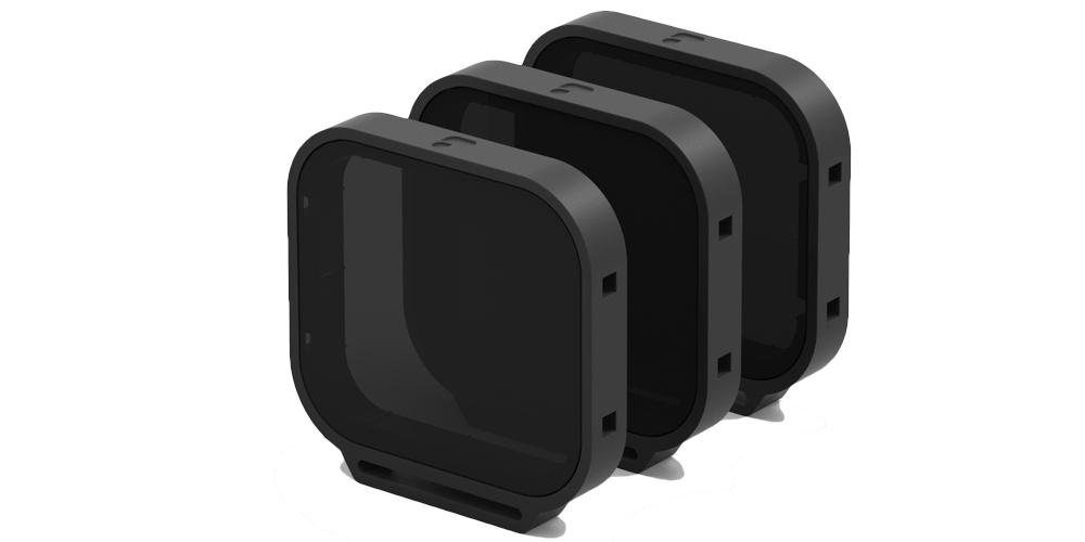 Набор нейтральных фильтров PolarPro для GoPro Karma вид спереди
