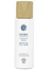 Матирующий тоник для лица, Naobay