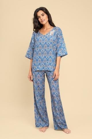 6bc3613ac75ca Женские пижамы больших размеров, купить в Москве - интернет-магазин ...