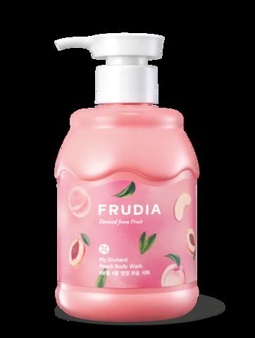 Frudia My Orchard Peach Body Wash Гель для душа с персиком 350мл
