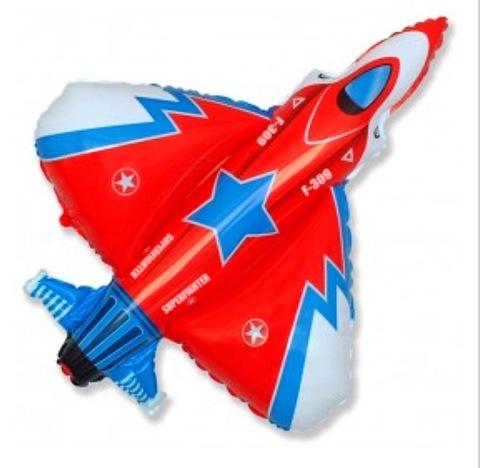 Фольгированный шар «Истребитель» #148859