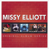 Missy Elliott / Original Album Series (5CD)