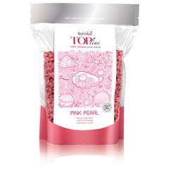 Пленочный воск для депиляции ItalWax Top Formula Pink Pearl (Розовый жемчуг)
