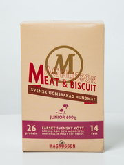 Magnusson Meat & Biscuit - Junior