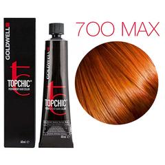 Goldwell Topchic 7OO MAX (чувственный рыжий) - Cтойкая крем краска 60мл