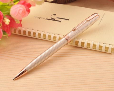 Шариковая ручка Parker Sonnet K535 VERY PREMIUM Feminine (серебро 925 пробы, 12.84), цвет: Silver PGT, стержень: Mblack123