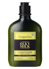 """Кондиционер для волос """"Шелковое молоко"""", Ausganica"""
