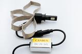 Комплект LED ламп головного света C-3 H3, Flex (гибкий кулер) сhip PHILIPS
