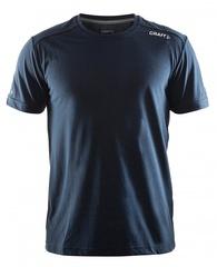 Мужская футболка Craft In the Zone 1902641-2395 темно-синяя