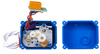 Моторизованный шаровой кран CWX-15Q (1/2 дюйма)