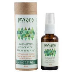Levrana, Натуральный дезодорант для ног