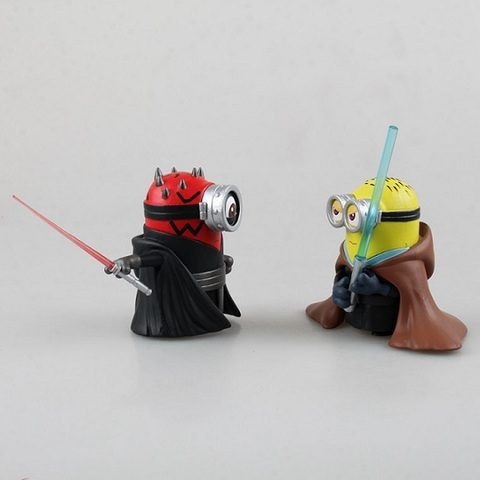 Despicable Me Minion Star Wars Series 01