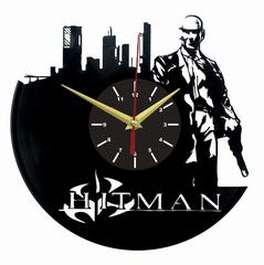 Хитмэн Агент 47 Часы из Пластинки