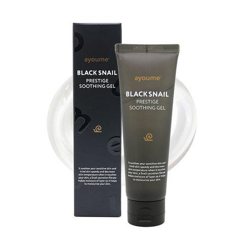 AYOUME BLACK SNAIL PRESTIGE SOOTHING GEL Гель для лица 120ml