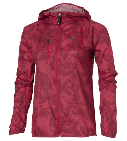 Ветровка для бега Asics FujiTrail Pack Jacket женская