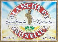 Пиво Blanche De Bruxelles