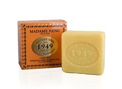Натуральное лечебное спа-мыло Natural Balance с куркумой и мёдом для тела и лица, Madame heng
