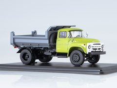 ZIL-MMZ-4505 dump truck green-gray 1:43 Start Scale Models (SSM)