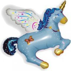 F Единорог (синий), 46