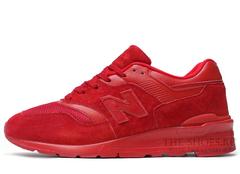 Кроссовки Женские New Balance 997 Red Edition